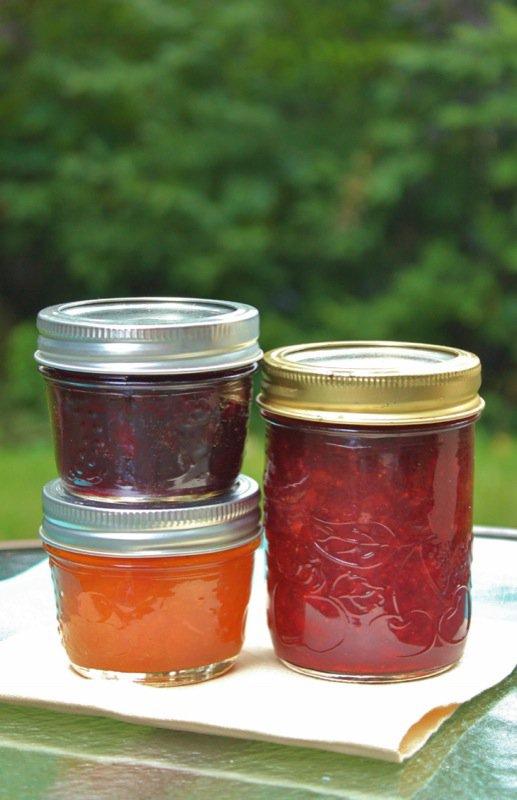 best thing homemade-jams
