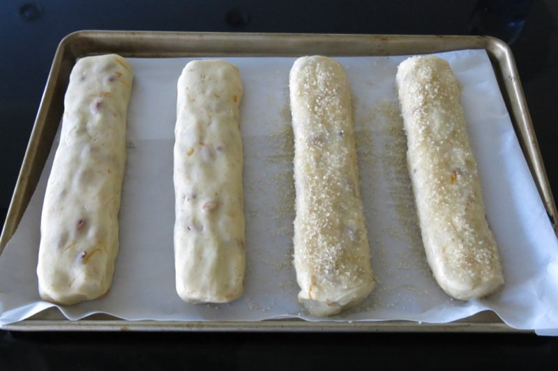 Traditional Italian Biscotti