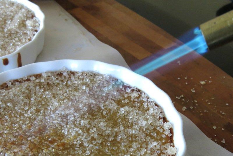 Squash Crème Brûlée