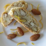 Vittoria's Traditional Italian Biscotti with Almonds and Orange Zest