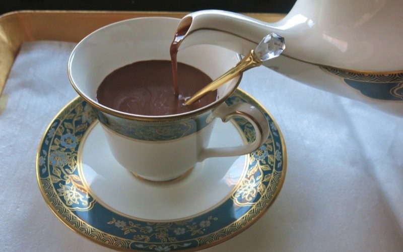 Adult Hot Chocolate Thermomix