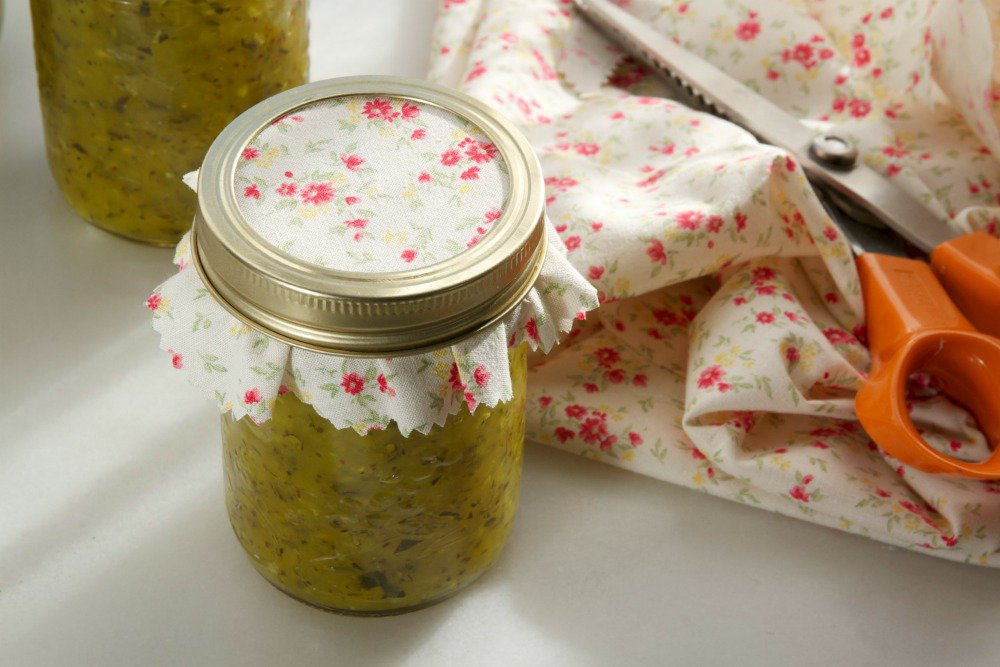 Barb The Best Zucchini Relish