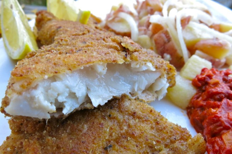 Rockfish AKA Pacific Red Snapper