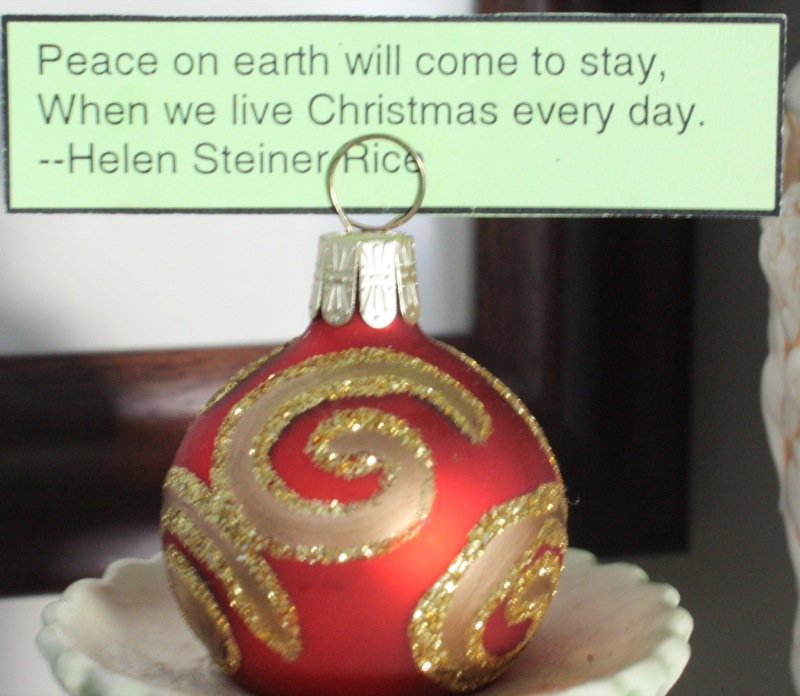 Christmas in November 2013