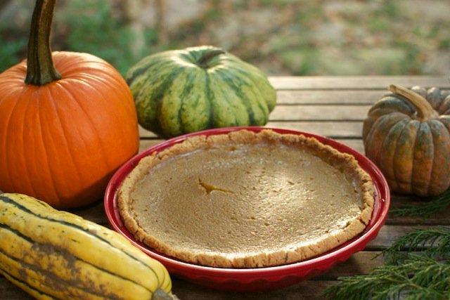 Laura Gluten Free Pumpkin Pie