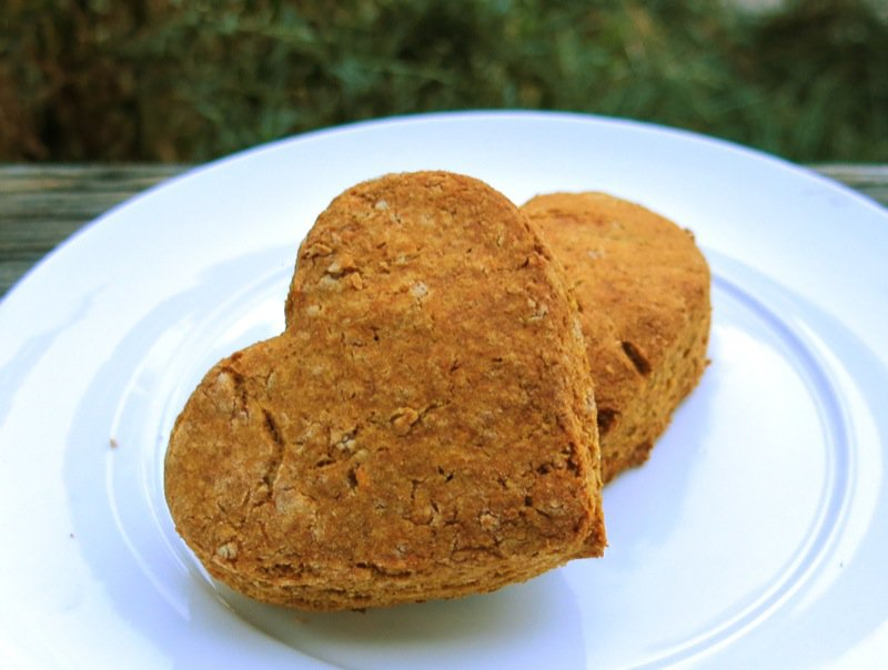Yam Biscuits