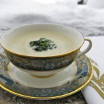 Humble White Turnip Soup