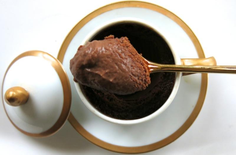 Chocolate Pots de Creme or Pots de Créme au Chocolat