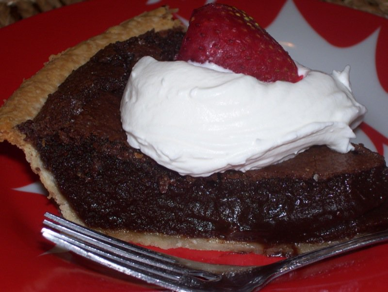 Lesli Chocolate Pie