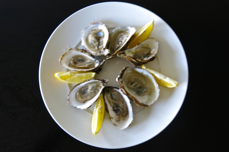 1 Malepeque Oysters