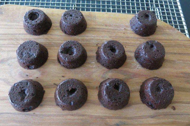 Chocolate Shortbread Crust or Tart Shells