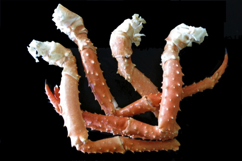 15 Alaskan King Crab Legs