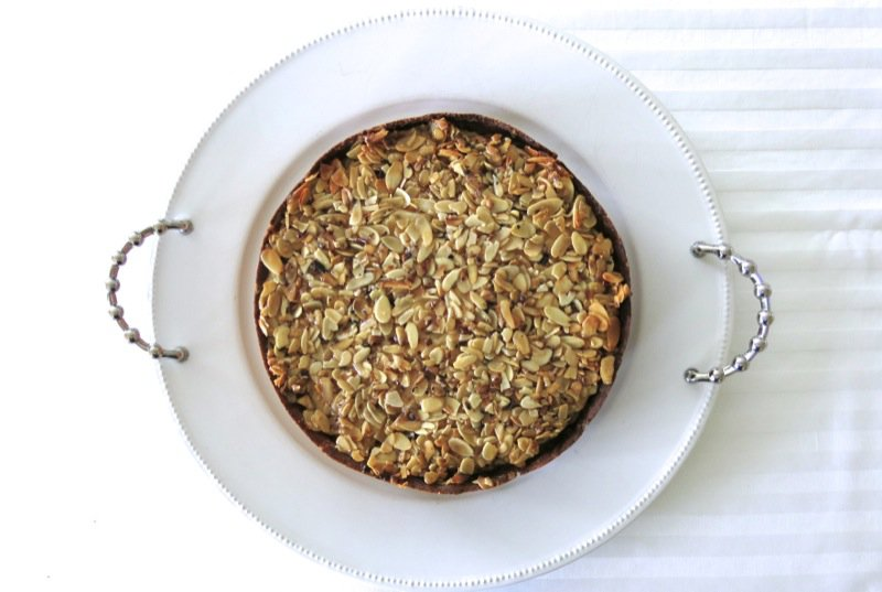 33 Apple Almond Pie
