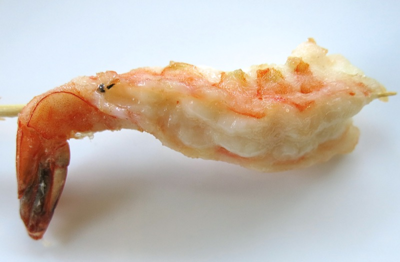 4 Deep Fried Shrimp