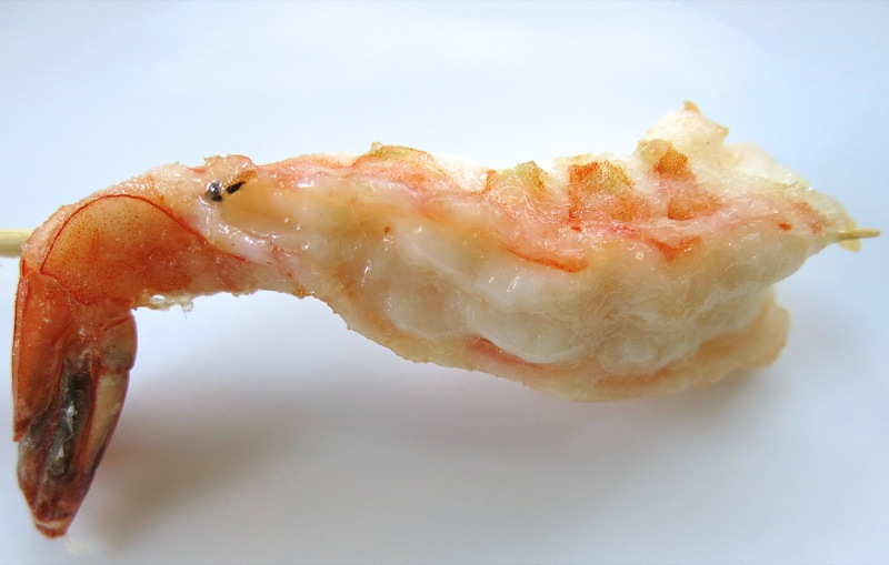 5 Deep Fried Shrimp