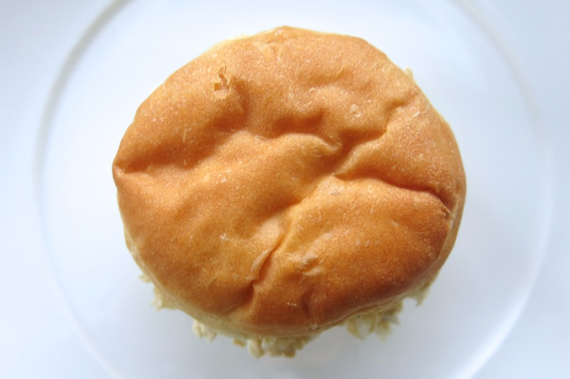 15 Homemade Eggsalad on a homemade bun