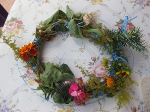 24 July 6 2009 superstition wreath