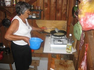 6 Pava Making Palacinka