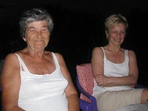8 July06 2008 Pava and Lori