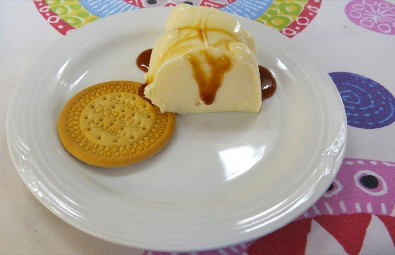 110 Traditional Three Milk Flan with Cajeta Sauce