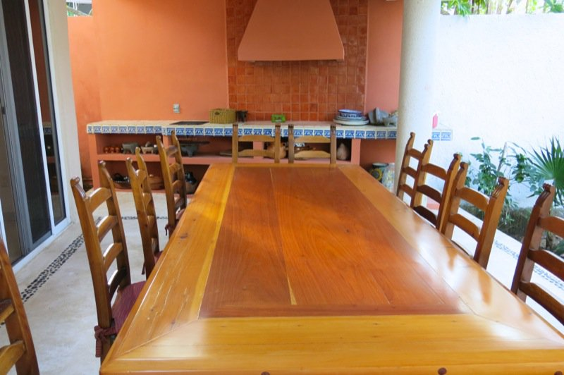 114 Gorgeous Heavy Wooden Table