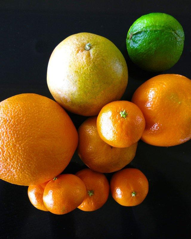 2 Citrus variety