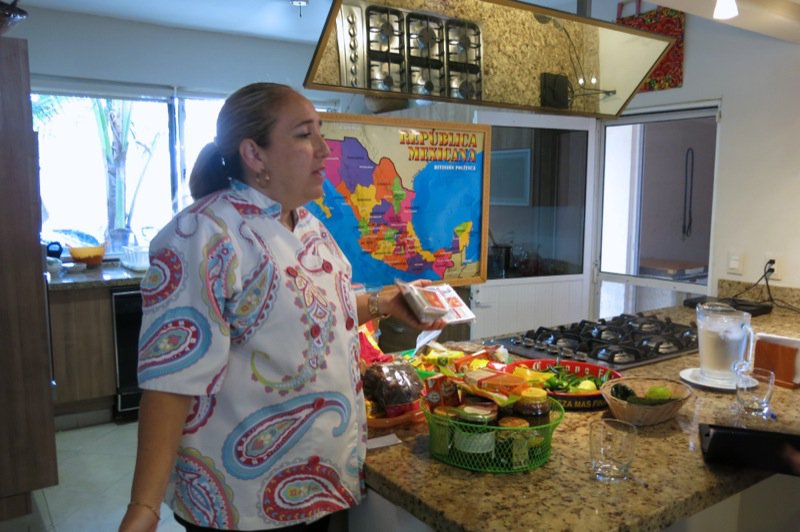 20 Introduction to Mexican Food Chef Claudia