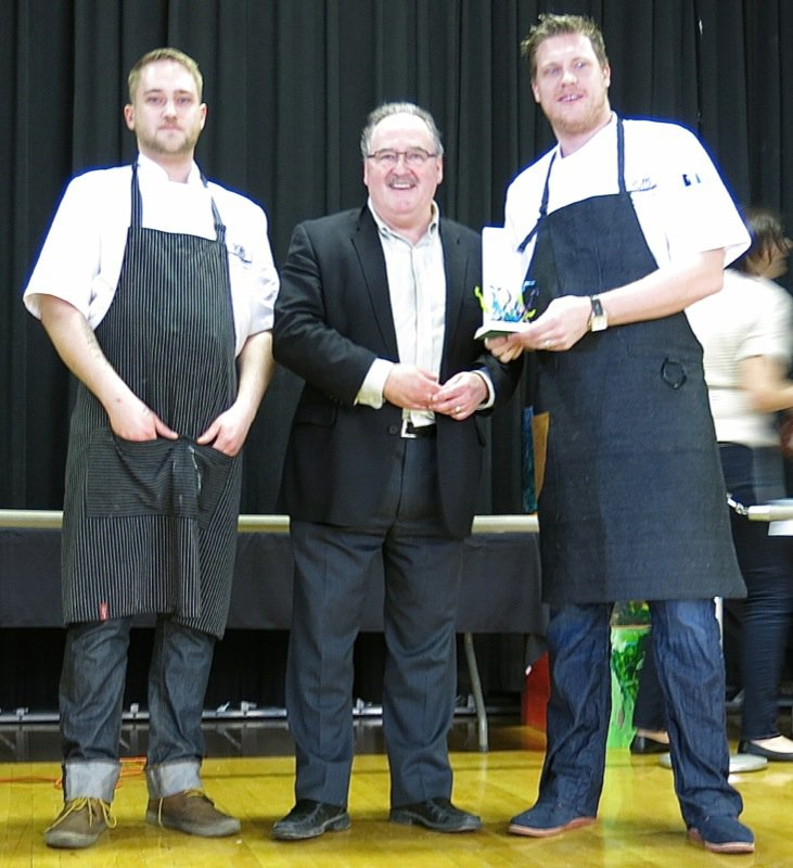 Culinary Cook Off 2014 is an Outstanding Local Funraising Event