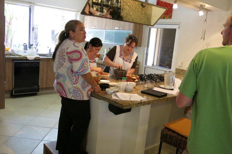 36a Making Salsas
