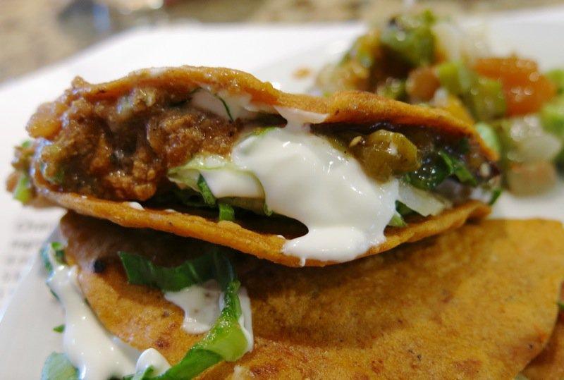 55 My Empanada with Two Salsas