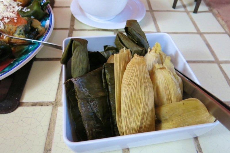 6 Tamales