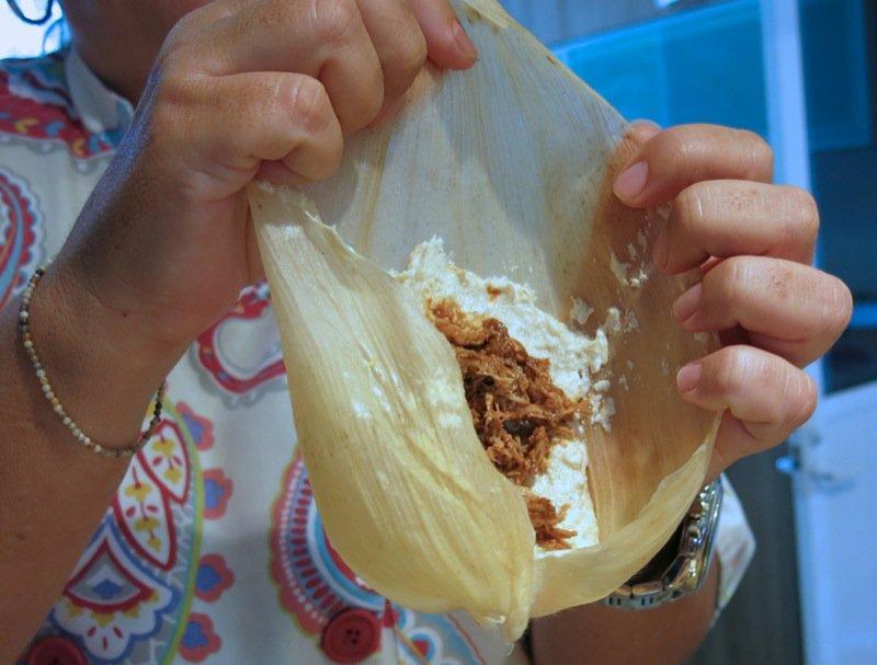 60 Corn Husk Tamale 1