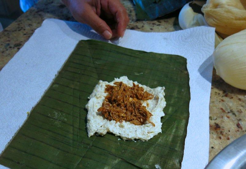 62 Banana Leaf Tamale 1