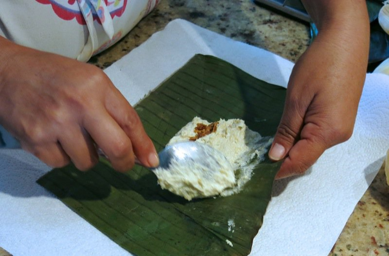 64 Banana Leaf Tamale 3