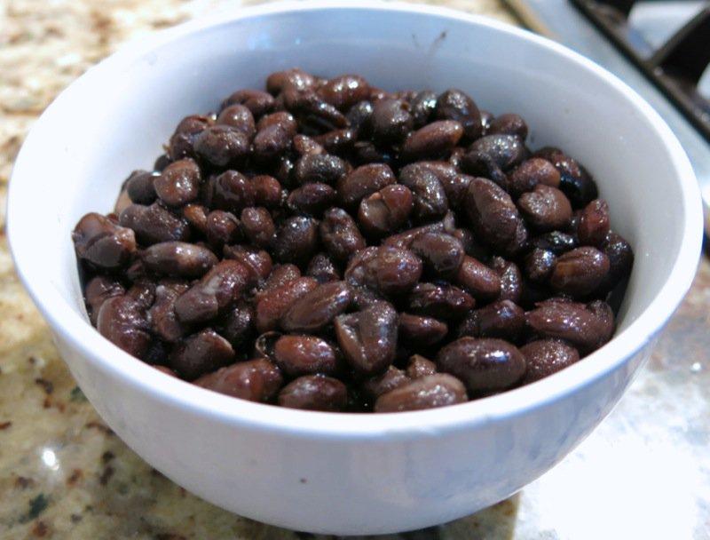 69 Black Beans