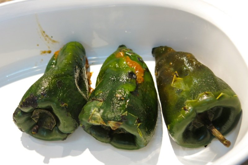 76 Stuffed Pablano Peppers