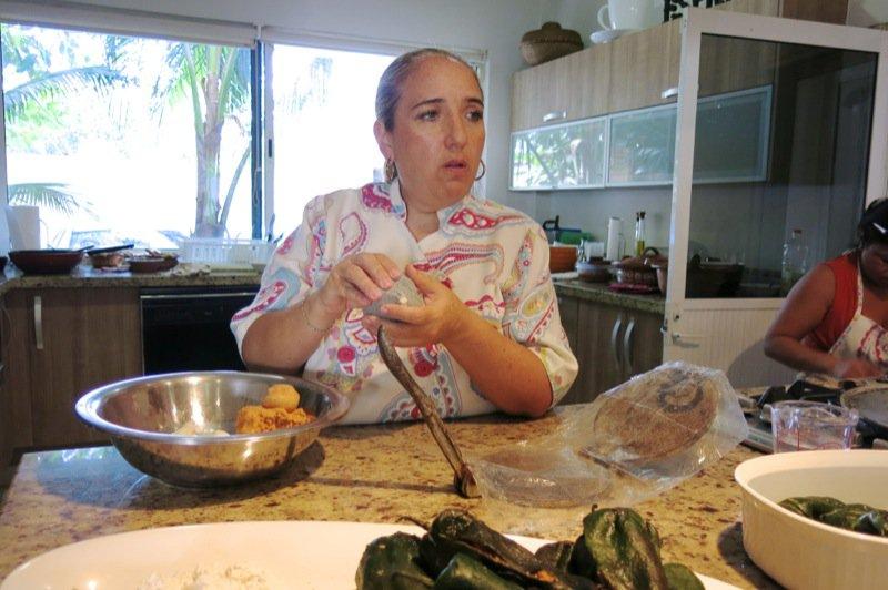 80 Making Tortillas
