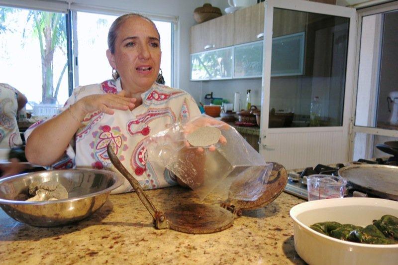 81 Making Tortillas