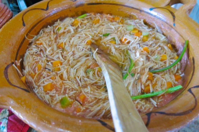 92 Mexican Corn Vermicelli Tomato Soup