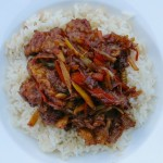 1 Calgarys Authentic Crispy Ginger Beef
