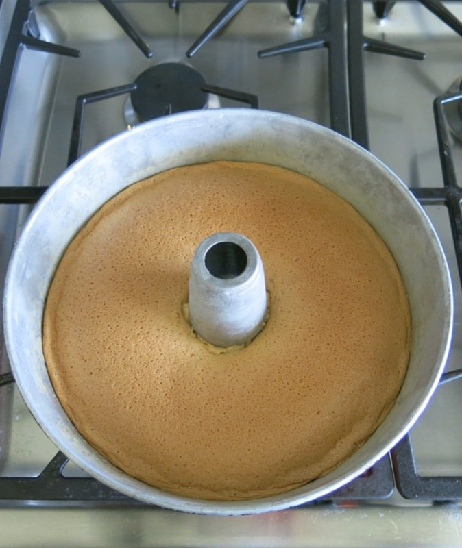 Thermomix Algarvian Almond Cake