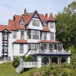 The Boscawen Inn: Our Lunenburg Home