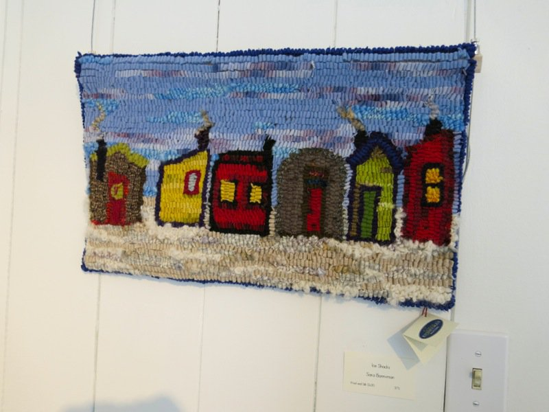 Frazer Gallery Exhibit and Lunch at Tatamagouche