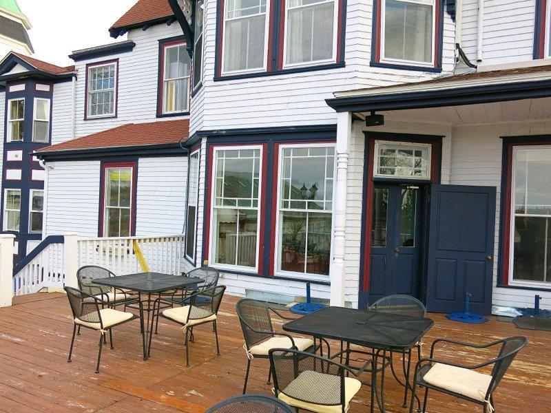 The Boscawen Inn: Our Lunenburg Home
