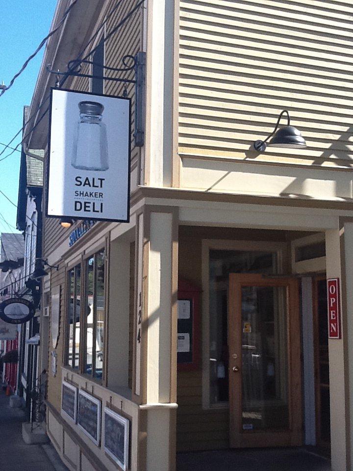 Lunenburg: Salt Shaker Deli