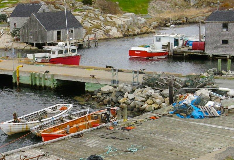 Peggy's Cove: An East Coast Canadian Iconic Landmark
