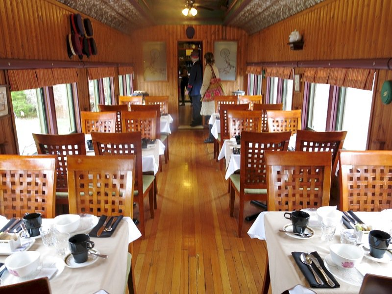 The Train Station Inn Tatamagouche