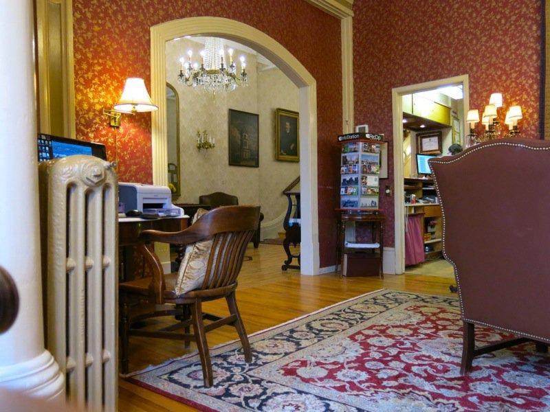 The Waverley Inn: Our Halifax Hotel