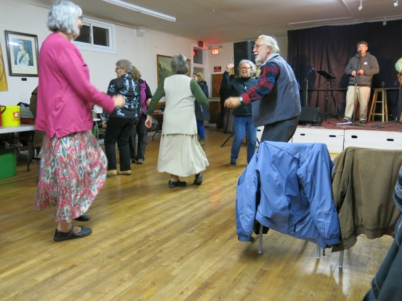 A Traditional Kitchen Party in Wallace, Nova Scotia