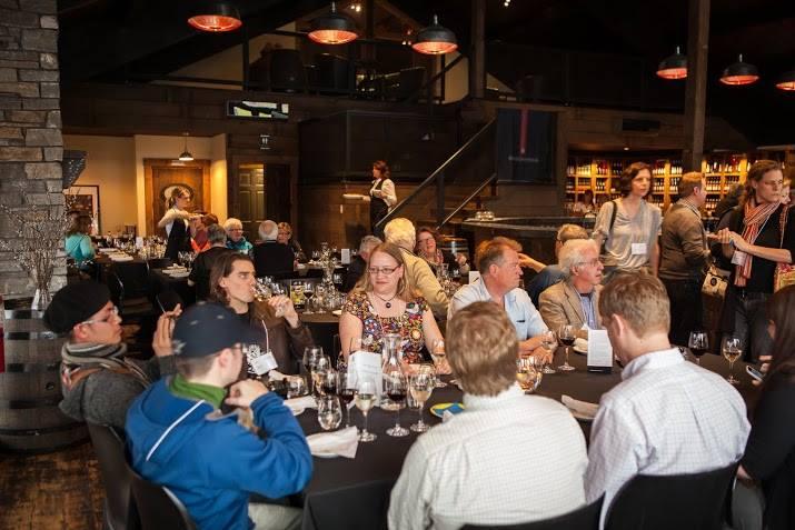 Dinner at Jost Vineyards with Chef Chris Aerni